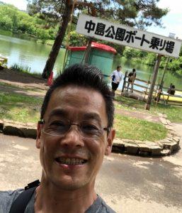 以前に行った北海道写真。 ラーメン食べた後、中島公園へ